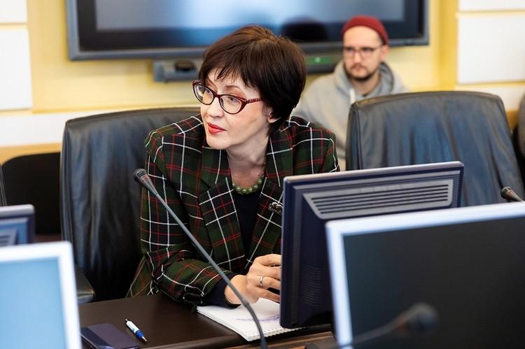 Известный приморский журналист Лада Глыбина