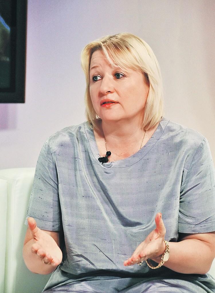 Ведущий эксперт Института системно-стратегического анализа Елена ЛАРИНА.