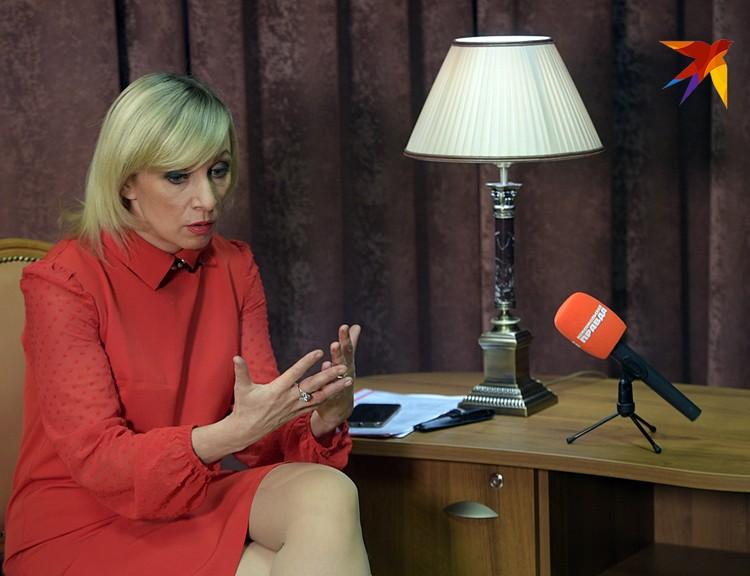 Мария Захарова рассказала об истоках своего конфликта с Чубайсом