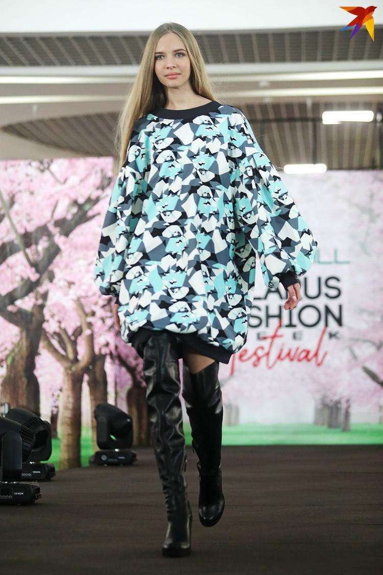 Фестиваль белорусской моды.
