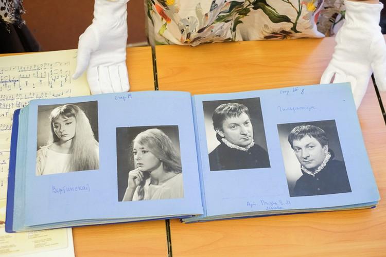Фотопробы к фильму «Гамлет», который получил специальный приз жюри Венецианского кинофестиваля.
