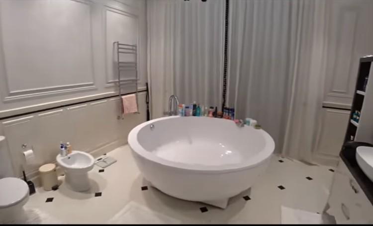 Ванная.