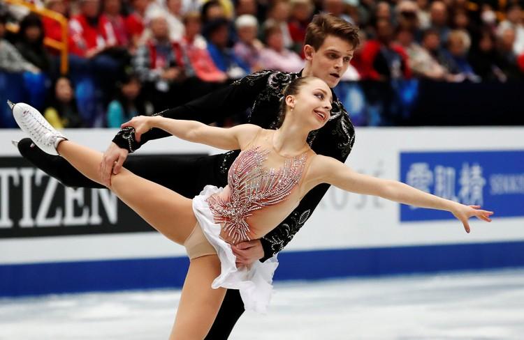 Спортсмены заняли шестое место. Фото: globallookpress.com.