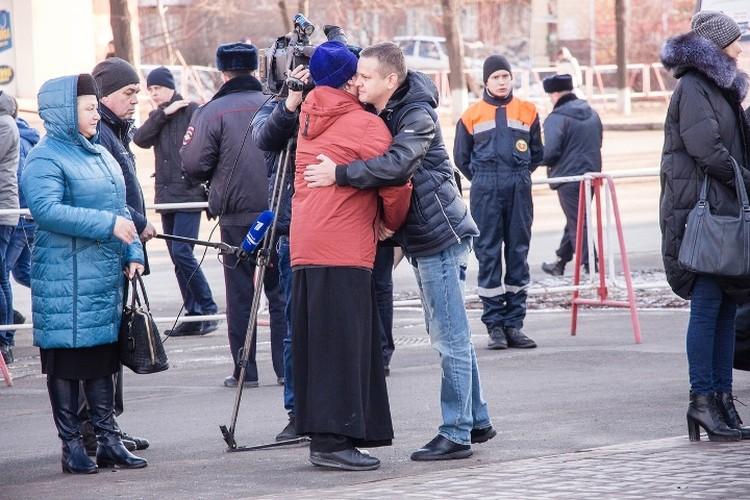Через год после пожара Востриков рассказал, что готов к новой жизни