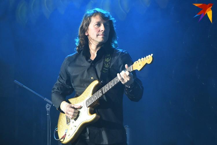 Сергей Труханович ушел из группы в конце прошлого года.