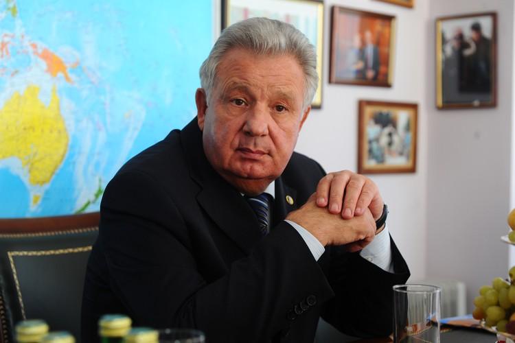 70-летний политический деятель два десятилетия возглавлял Хабаровский край
