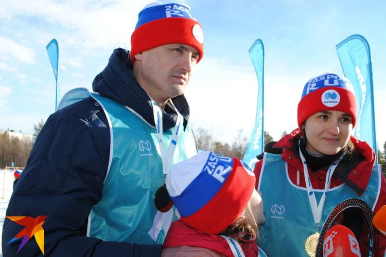 Победители «Полярной Олимпиады».