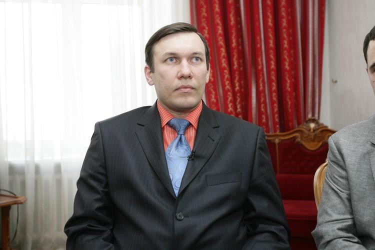Сергей Зыкин