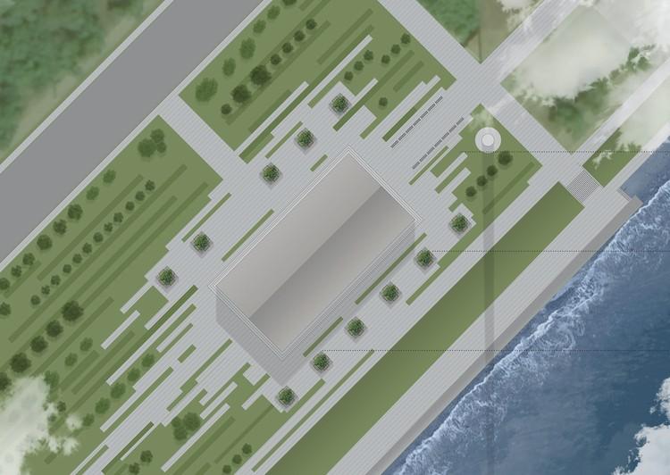 """Вокруг будет зеленая зона и 11 кленов в честь погибших героев. Фото: ВИМ """"Наследие"""""""