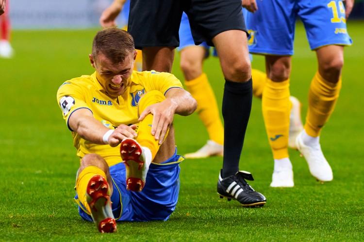 Травмы - неотъемлемая часть карьеры футболиста