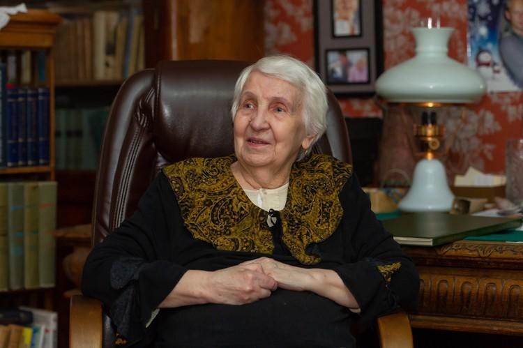 Историю семьи берегут Антонина Николаевна, ее дети и внуки