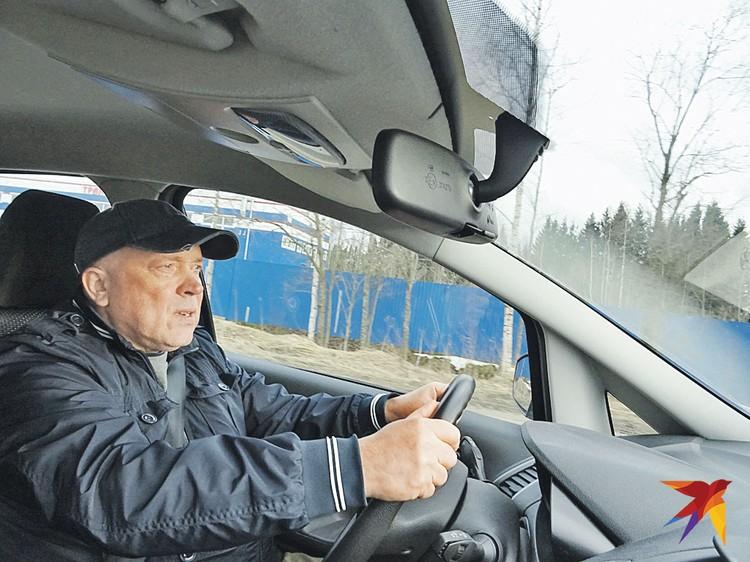 Главный профсоюзник всеволожского «Форда» Михаил Сергеев убеждает коллег, что нужно идти до конца.