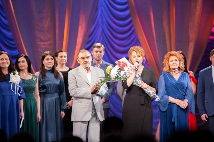 Воркутинскому драматическому театру в 2018 году исполнилось 75 лет.