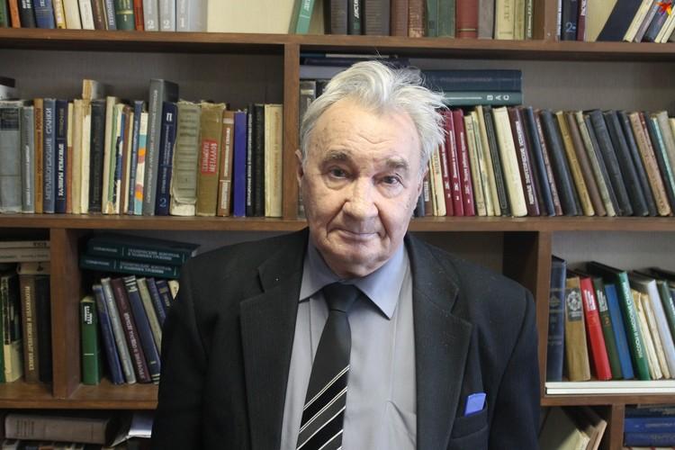 Валерий Михайлович Шишков.