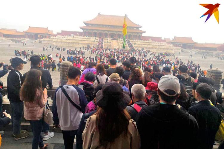 """Запретный Дворец - """"пекинский Кремль"""". Быть в Китае и не побывать здесь - крупная ошибка. Фото: Алексей Иванов"""