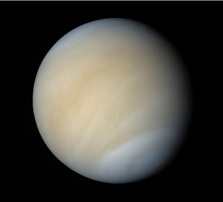 Венера: горячо и душно, но жить можно.