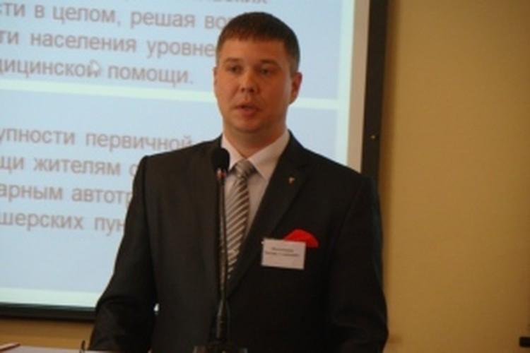Михаил Молдаванов. Фото Олег БЕЛОВ.