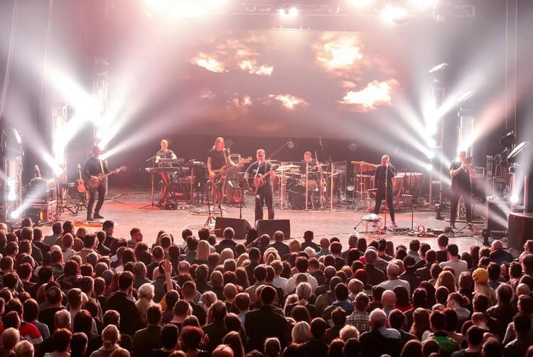 В Америке все концерты ДДТ прошли с аншлагами. Фото: Роман БОЛДЫРЕВ