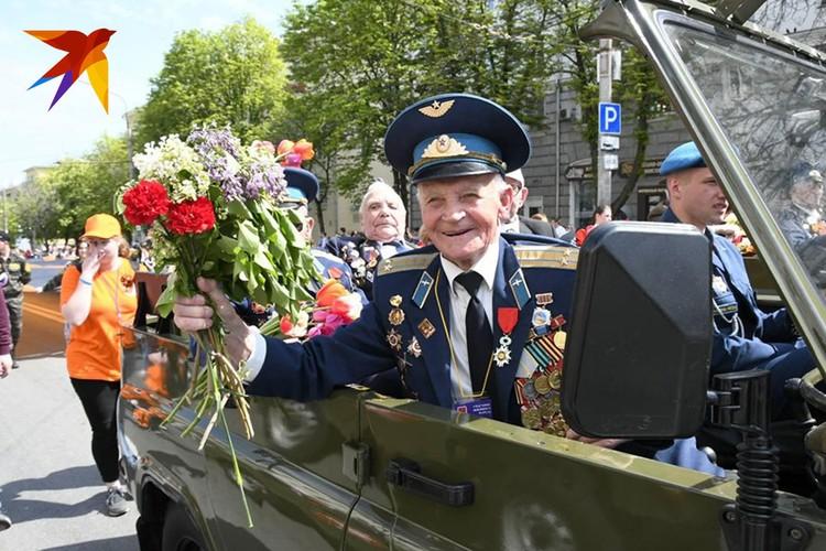 74-ю годовщину Победы в России встречают 75 495 ветеранов и инвалидов Великой Отечественной войны, Тула