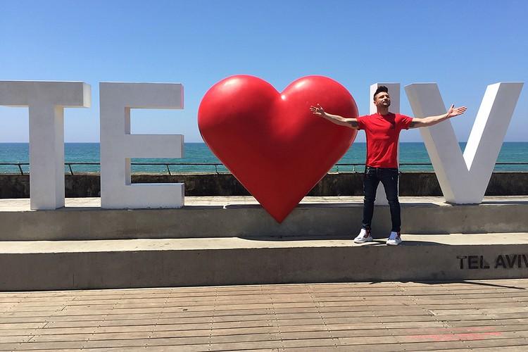 Сергей Лазарев представит Россию на конкурсе Евровидение 2019.