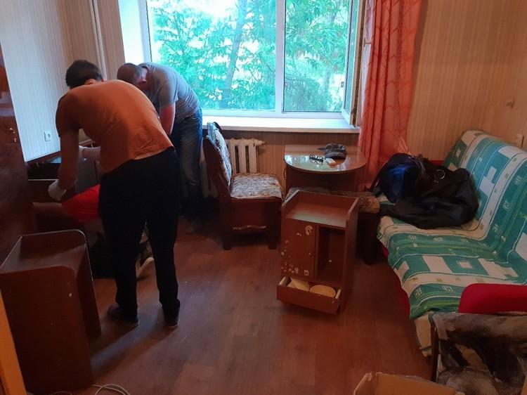 Неравнодушные люди помогли найти девушке новую квартиру