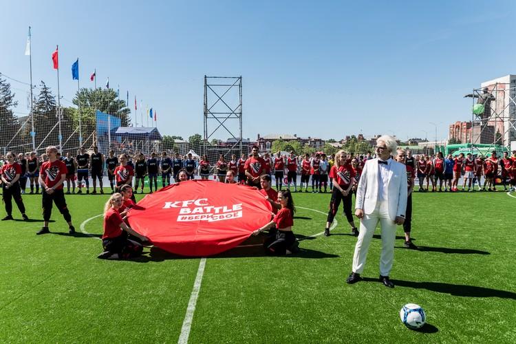 В этом году участники KFC BATTLE соревнуются в 10 популярнейших направлениях современной культуры и спорта Фото: пресс-служба KFC BATTLE