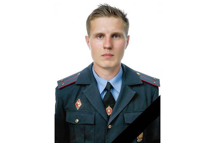Евгению было 22 года, он окончил университет в прошлом году. Фото: МВД