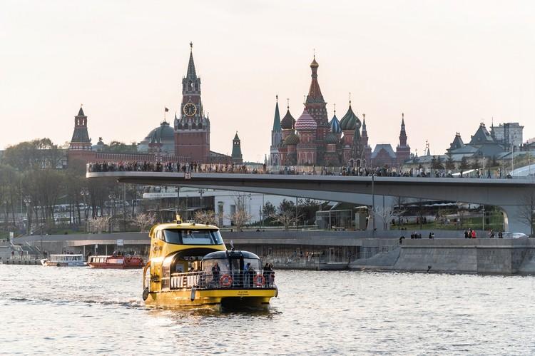 Фото предоставлено комитетом по туризму города Москвы.