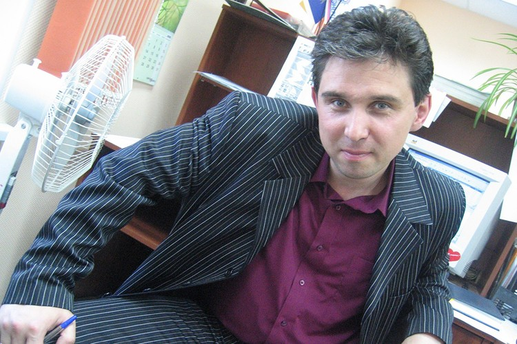 Сергей Береснев дважды приходил работать в «КП»… Фото: архив «КП»