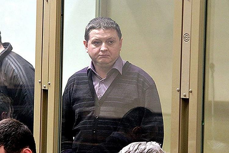 Так Цеповяз выглядел в ноябре 2013 года, когда его судили за преступления в Кущевской