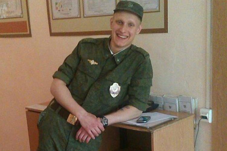 Никита Белянкин получил смертельное ранение ножом в сердце.