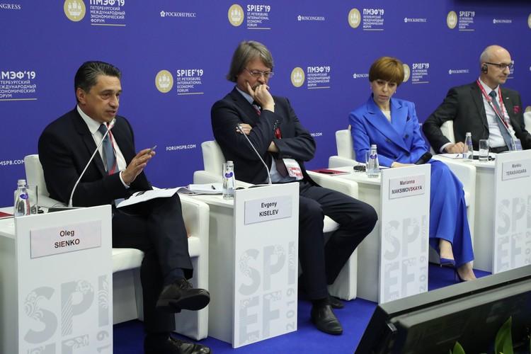 Олег Сиенко считает, что у России потенциал роста объемов добычи и производства меди еще далеко не реализован. Автор фото: Андрей ЗАХАРОВ