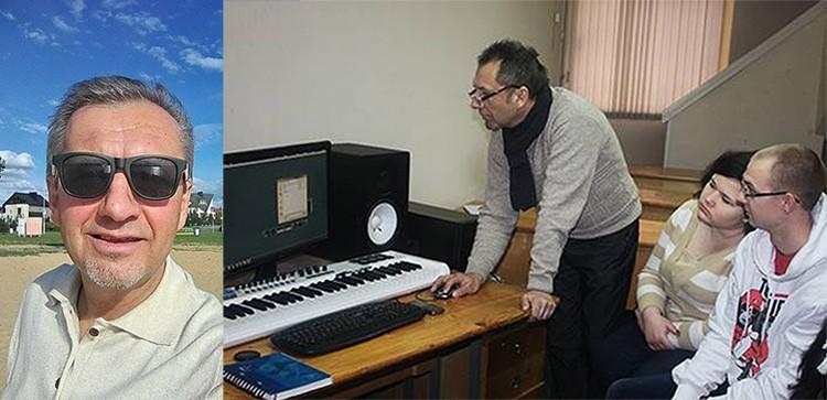 Музыкант был преподавателем Института современных знаний. Фото: Страница Аркадия Ивановского в ВКонтакте