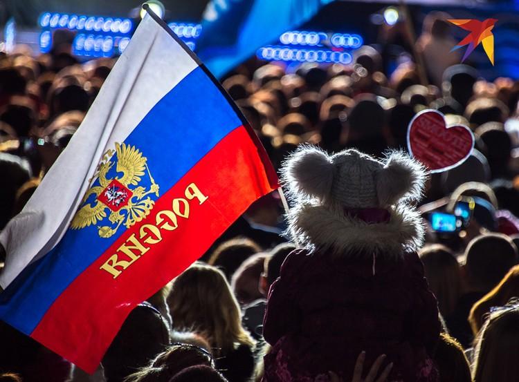 В марте 2019 года Крым отметил концертом в Севастополе пятилетие воссоединения с Россией.