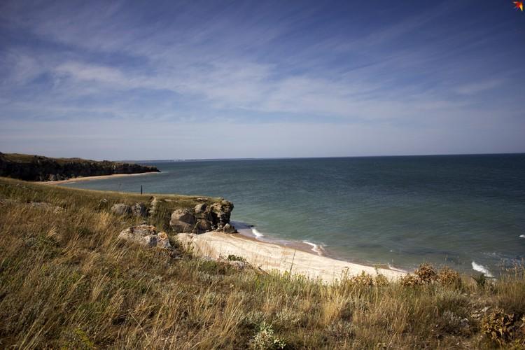 Азовское море прогревается быстрее Черного
