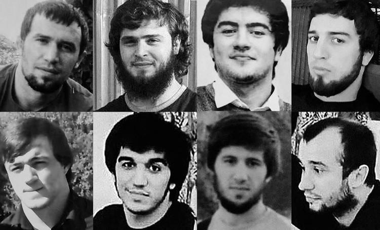 Дагестанцев уничтожили во время контртеррористической операции