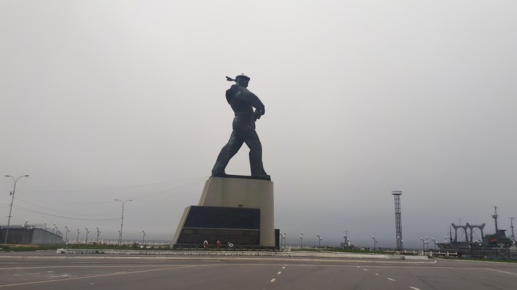 Город Североморск, где произошла трагедия – основная база Северного флота.