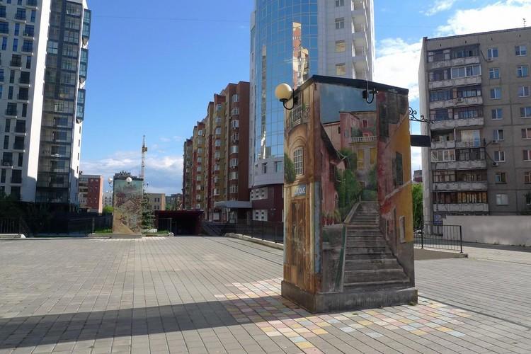 Новый арт-объект. Фото: dengoroda72.ru
