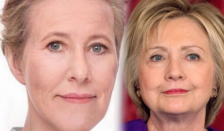 Собчак подписчики сравнили с экс-кандидатом в президенты США Хиллари Клинтон