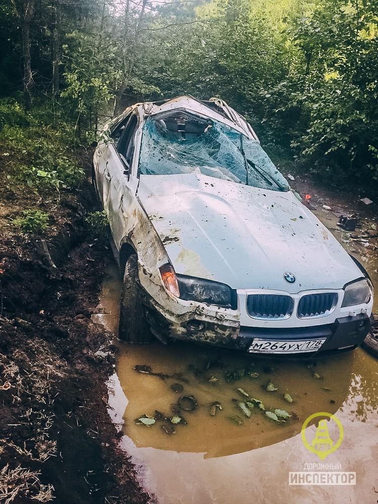Водитель погиб на месте происшествия Фото: Дорожный инспектор