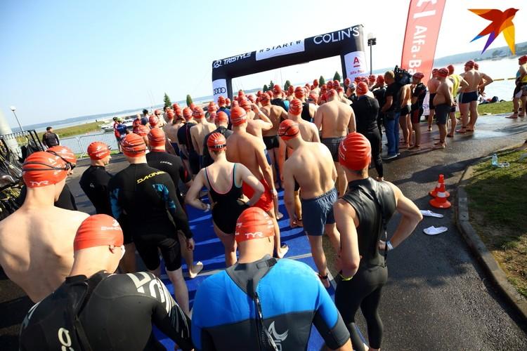 Принимали участие спортсмены не только из Беларуси, России, Украины, Эстонии а также из Чехии, Бельгии, Польши, Египта, Израиля, Дании и США