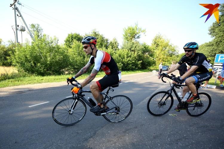 Alfa-Bank Minsk Triathlon 2019
