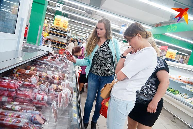 В ассортименте любого гипермаркета - не менее 30 000 наименований только продуктов питания