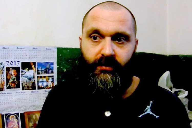 Россиянин Игорь Кимаковский в украинском СИЗО.