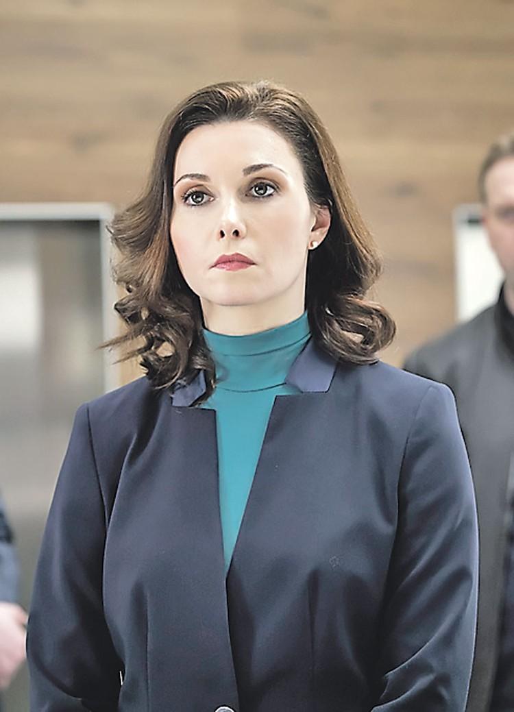 В оригинале героиню звали Алисия, а у нас - Алиса (Александра Урсуляк). Фото: НТВ