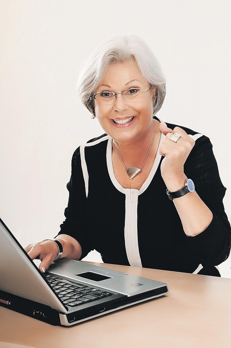 Многие женщины уже не хотят сидеть дома и продолжают работать после выхода на пенсию.