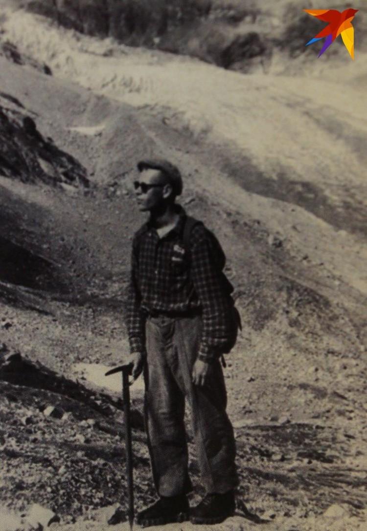 В дневнике отмечается, что у Игоря Дятлова в походе 1957 года случилась «горная болезнь». Фото: предоставил Павел Тарзин