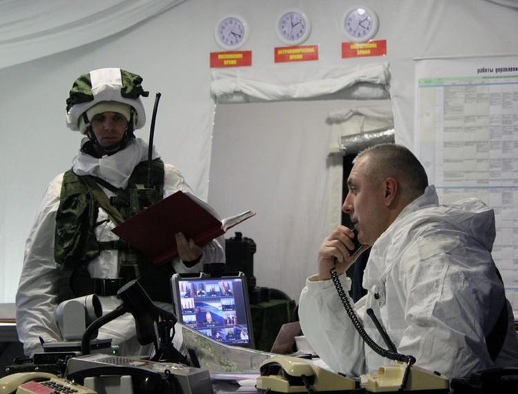 Рустам Мурадов, в настоящее время является заместителем командующего войсками Южного военного округа