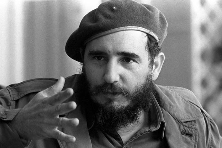 Фидель Кастро в 1961 году. Фото: ИТАР-ТАСС