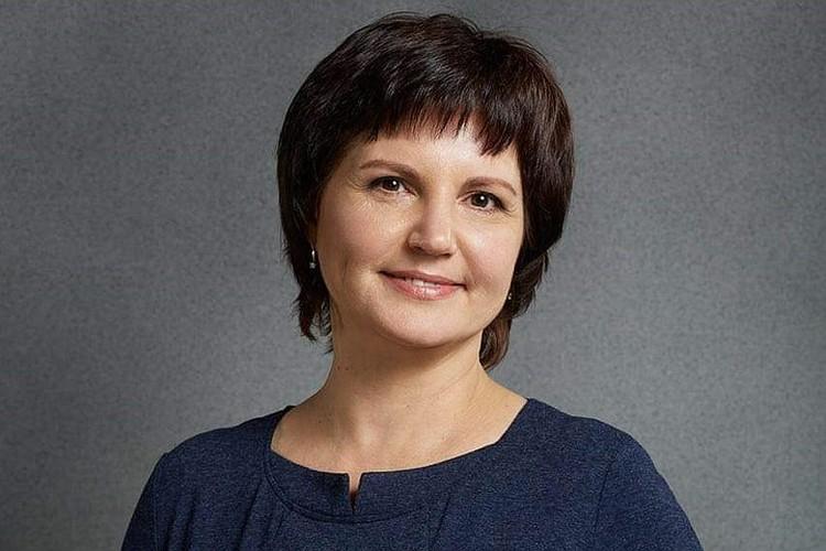 Директор музея Наталья Артюхина